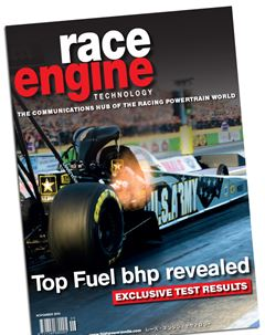 1 year of race engine technology magazine