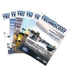 1 year of unmanned systems technology magazine