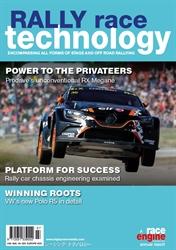 Rally Race Technology – Volume 7