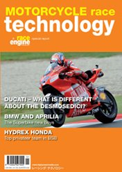 Motorcycle Race Technology - Special Report
