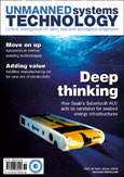 Unmanned Systems Technology issue 36