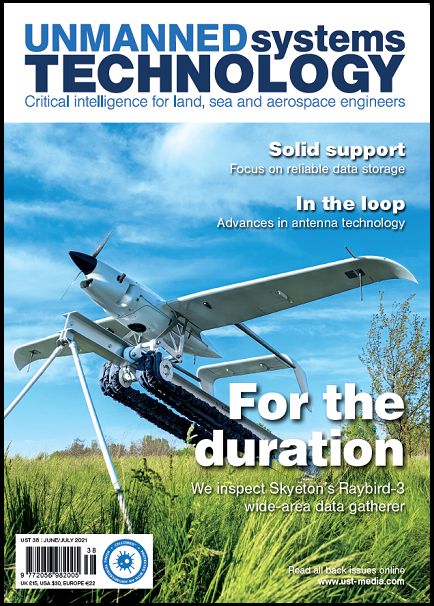 Unmanned Systems Technology Issue 38