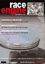 Picture of Race Engine Technology - Issue 001