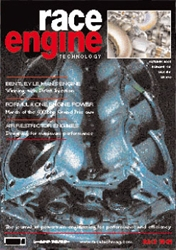 Picture of Race Engine Technology - Issue 002