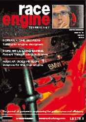 Picture of Race Engine Technology - Issue 003