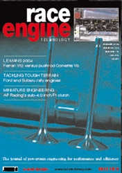 Picture of Race Engine Technology - Issue 005