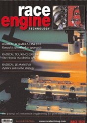 Picture of Race Engine Technology - Issue 006