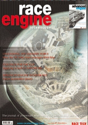 Picture of Race Engine Technology - Issue 008