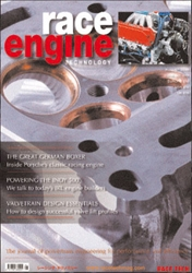 Picture of Race Engine Technology - Issue 009