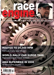 Picture of Race Engine Technology - Issue 015