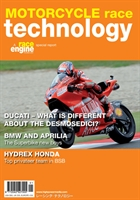 Picture of Motorcycle Race Technology - Special Report