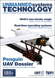 Picture of Unmanned Systems Technology - Issue 001