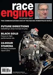 Picture of Race Engine Technology - Issue 087