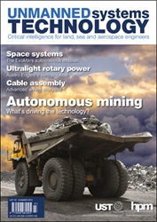 Picture of Unmanned Systems Technology - Issue 003