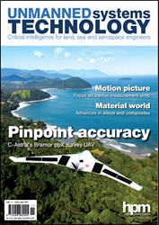Picture of Unmanned Systems Technology - Issue 011