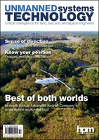Picture of Unmanned Systems Technology - Issue 017