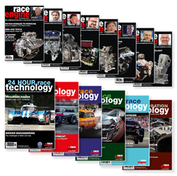 Picture of 1 Year of Race Engine Technology & Race Technology Reports