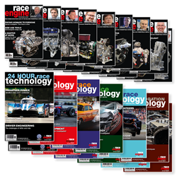 Picture of 2 Years of Race Engine Technology & Race Technology Reports
