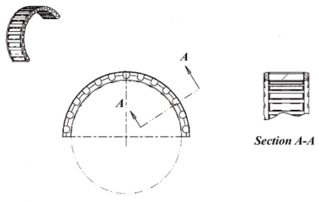 bearings-split-bearing-cage